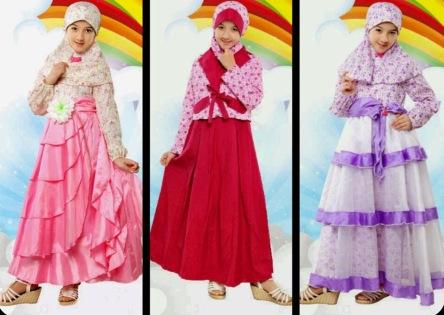 Model-Baju-Muslim-Anak-terbaru-murah